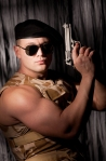 bigstock-Athletic-soldier-in-camouflage-17569277